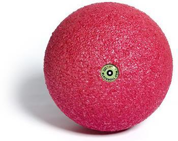 Blackroll 08 Fascia Massage Ball, 8cm Red