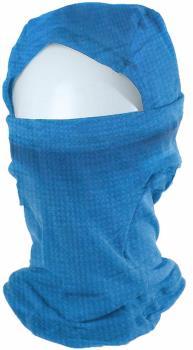 PAG Neckwear Balaclava Fit Grid Fleece Ski Head Warmer Blue