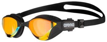 arena Cobra Tri Swipe Mirrored Copper Swim Goggles, Black