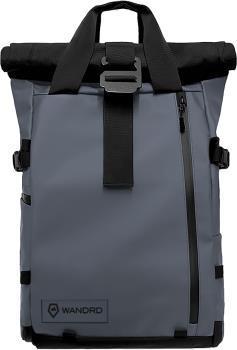 WANDRD PRVKE V3 Camera Roll Top Backpack, 21L Aegean Blue