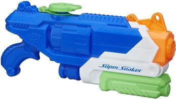 Nerf Breach Blast Super Soaker, Water Blaster Pistol, 1477ml