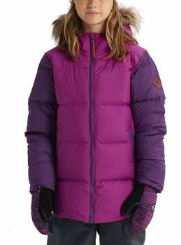 Burton Ramblewild Girls Snowboard/Ski Jacket, M Grapeseed/Concord