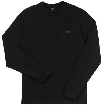 Filson Ranger Solid Pocket Long Sleeve T-Shirt, L Coal