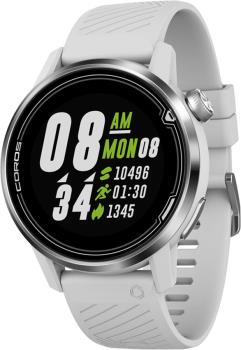 "COROS Apex Smartwatch Premium Multisport GPS Watch, 42mm: 1.1"" White"