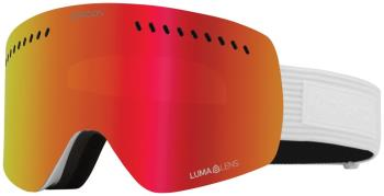 Dragon NFXs LumaLens Red Ion Snowboard/Ski Goggles, M Corduroy