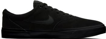 Nike SB Charge Suede Trainers/Skate Shoes, UK 4 Black/Black-Black