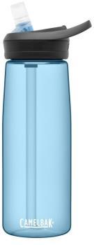 Camelbak Eddy+ Spill-Proof Water Bottle, 0.75L True Blue