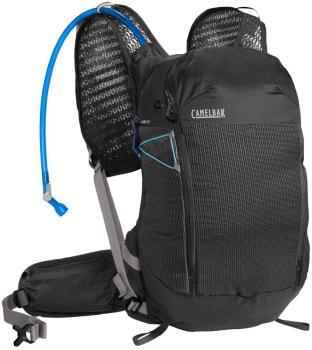 Camelbak Octane 25 Hydration Backpack, 25L Black/Bluefish