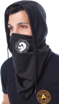 Capita Storm Hood Ski/Snowboard Face Mask Black