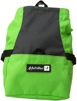 Metolius Chalk'n'Roll Climbing Chalk Bucket, One Size Green