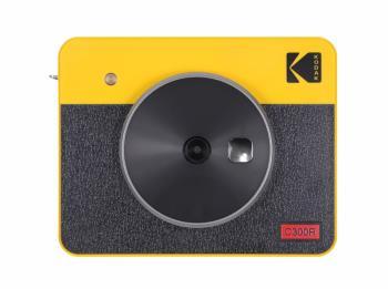 Kodak Mini Shot 3 Retro 10MP Combo Camera & Printer, Yellow