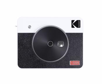 Kodak Mini Shot 3 Retro 10MP Combo Camera & Printer, White