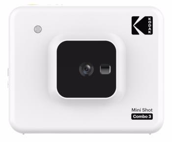 Kodak Mini Shot 3 C300 10MP Combo Camera & Printer White