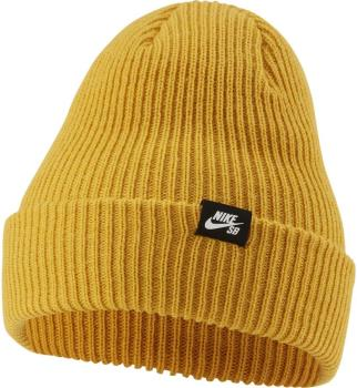 Nike SB Fisherman Cuffed Beanie Hat, Pollen