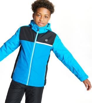 Dare 2b Depend Kid's Snowboard/Ski Jacket, Age 7-8 Methyl Blue