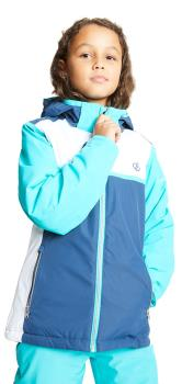 Dare 2b Depend Kid's Snowboard/Ski Jacket, Age 7-8 Blue/Denim