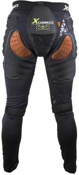 Demon Flex Force XD30 X2 Ski/Snowboard Impact Pants, M Black