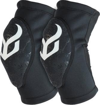 Demon Soft Cap Pro Ski/Snowboard Elbow Guard Pads, XL Black