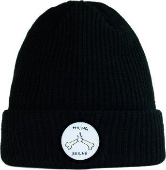 Capita Spring Break Beanie Snowboard/Ski Hat, One Size Black