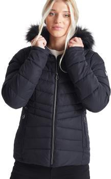 Dare 2b Glamorize II Women's Snowboard/Ski Jacket, UK 14 Black