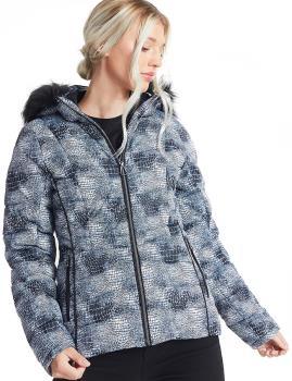 Dare 2b Glamorize II Women's Snowboard/Ski Jacket, UK 10 Monochrome