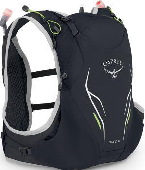 Osprey Duro 6 S/M Hydration Vest Backpack, 5L Alpine Black