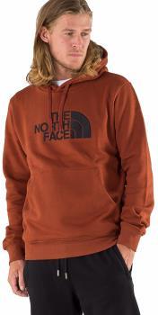 The North Face Drew Peak Men's Pullover Hoodie, S Turtle Brown