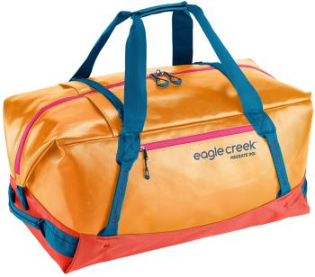 Eagle Creek Migrate Duffel 90 Duffel Bag Backpack 90L Sahara Yellow