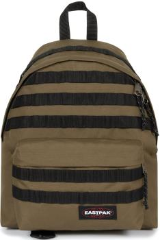 Eastpak Padded Pak'r Day Pack/Backpack, 24L Strapped Army Olive
