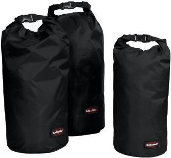 Eastpak Landry Waterproof Pouch/Travel Dry Bag Set, 3 Pack Black