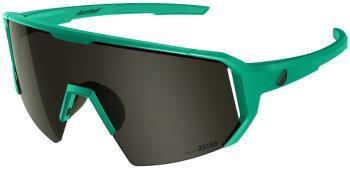 Melon Adult Unisex Alleycat Smoke Performance Sunglasses, M/L Emerald/Black