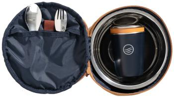 United By Blue The Meal Kit Eco-Friendly Travel Tableware, Camel