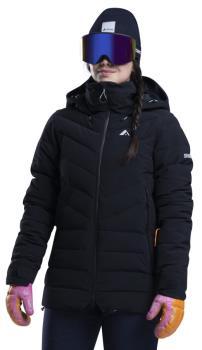 Orage Riya Women's Insulated Ski Jacket, S Black