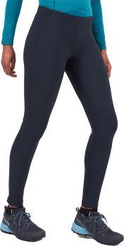 Montane Ineo Pro Pants Short Women's Active Leggings, UK 12, Black