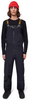 Oakley TC Gunn Shell Bib Men's Ski/Snowboard Pants, XL Blackout