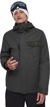 Oakley Division 3.0 BZI Snowboard/Ski Jacket, M New Dark Brush