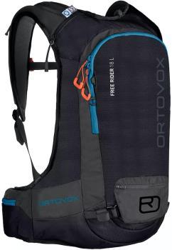 Ortovox Free Rider Ski/Snowboard Backpack, 18L Black Raven