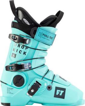 Full Tilt Drop Kick S Ski Boots, 23/23.5 Aqua Blue 2021