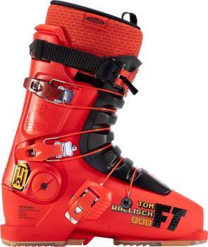 Full Tilt Tom Wallisch Pro LTC Ski Boots, 27/27.5 Red/Black