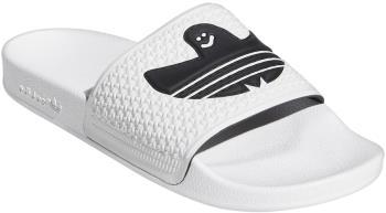 Adidas Shmoofoil Slide Men's Flip Flops, UK 11 FTWR White