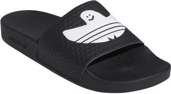 Adidas Shmoofoil Slide Men's Flip Flops, UK 10 Core Black