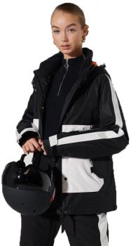 Superdry Freestyle Attack Women's Ski/Snowboard Jacket, UK 12 Black