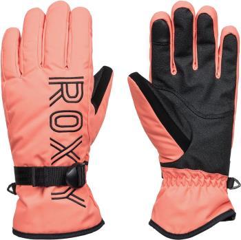 Roxy Womens Freshfield Women's Snowboard/Ski Gloves, M Fusion Coral