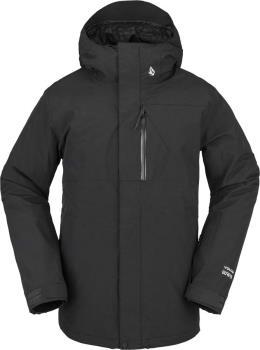 Volcom Men's L Gore-Tex Ski/Snowboard Jacket, XL, Black