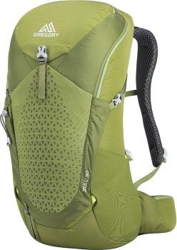 Gregory Zulu 30 S/M Daypack Camping Backpack, 30L Mantis Green