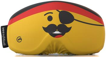 Gogglesoc Faces Snowboard/Ski Lens Cover, Pirate Soc
