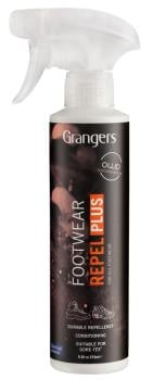 Grangers Footwear Repel Plus Spray-On Shoe Waterproofer, 275ml