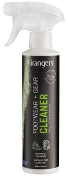 Grangers Footwear + Gear Cleaner Spray-On Shoe Cleaner, 275ml