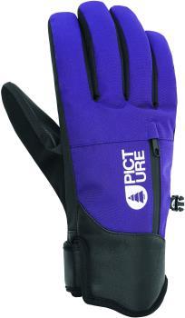 Picture Madison Snowboard/Ski Gloves, L Purple