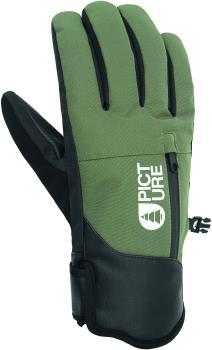 Picture Madison Snowboard/Ski Gloves, M Lychen Green